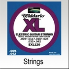 Guitar and Bass Strings