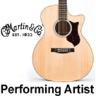 Martin Performing Artist Series