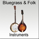 Bluegrass and Folk Instruments