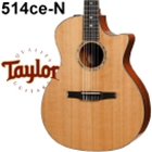 Taylor 514ce-N  Classical Electric Guitar
