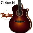 Taylor 714ce -N Classical Electric Guitar