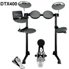 Yamaha DTX400K Digital Drum Set