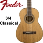 Fender  Classical Guitar 3/4