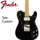 Fender Vintage Modified Telecaster Custom