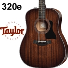 Taylor 320e  Dreadnaught Guitar with Pick-up