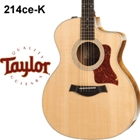 Taylor 214ce- K DLX Acoustic Electric Guitar