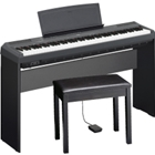 Yamaha P115B-Bundle, Includes Bench and Stand