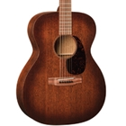 Martin 00015M Burst Acoustic Guitars