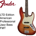 Fender Limited American Professional Jazz Bass