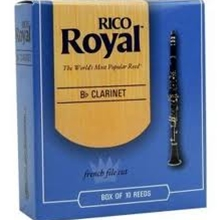 Rico Royal Bb Clarinet 2.5
