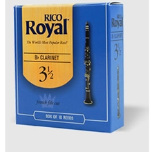 Rico Royal Bb Clarinet 4.0
