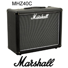 Marshall 40W All Tube 1x12 Combo, 2-way Footswitch Guitar Amp