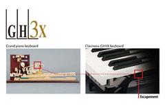 Yamaha CLP625B Digital Piano-traditional