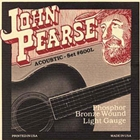 John Pearse 80/20 Phosphor Bronze Medium