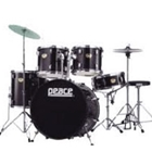 Vulcanian 5-Piece Kit Black