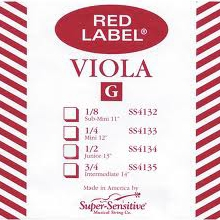 Super Sensitive Red Label Set Viloa Medium