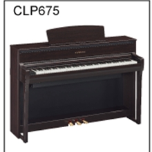Yamaha CLP675R Digital Piano-traditional