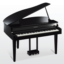 Yamaha CLP665GP Digital Piano-traditional
